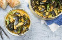 Moules Gratines: Frankreich kulinarisch genießen